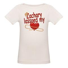 Zachary Lassoed My Heart Tee