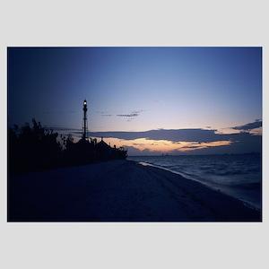 Sanibel Island Light at dawn, Sanibel Island, Fort