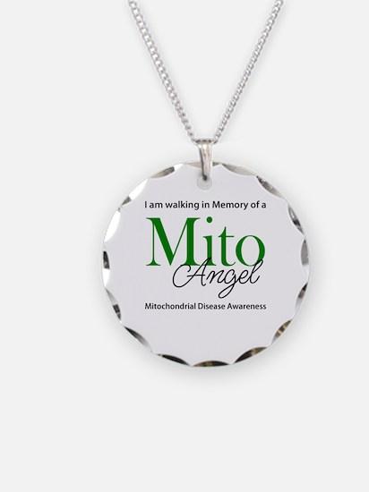 Mito Angel Necklace