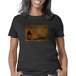 Olde Mythos Ale blk... Women's Classic T-Shirt