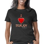 i love torahblack Women's Classic T-Shirt
