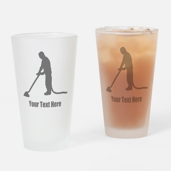 Vacuum Cleaning. Your Text. Drinking Glass