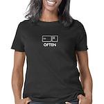 saveoften_pc_black Women's Classic T-Shirt