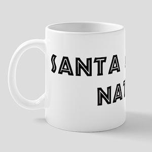 Santa Monica Native Mug