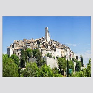 Walled city, Saint Paul De Vence, Provence-Alpes-C