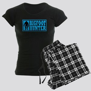 Finding Bigfoot - Hunter Women's Dark Pajamas