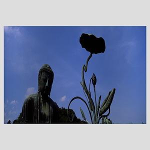 Statue of Daibutsu Great Buddha, Kotoku-in Temple,