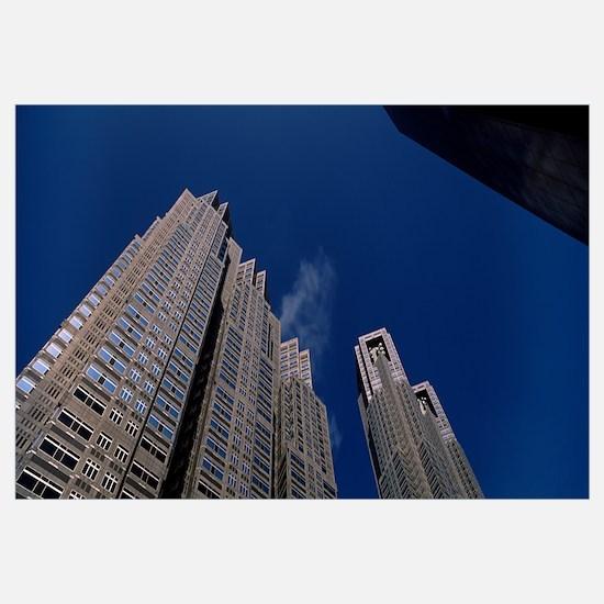 Skyscrapers, Tokyo Metropolitan Government Buildin