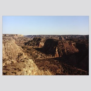 Canyons, Palo Duro Canyon State Park, Texas