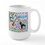 SG Linguistics Concert Large Mug