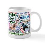 SG Linguistics Concert Mug
