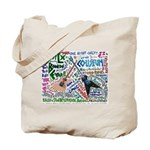SG Linguistics Concert Tote Bag