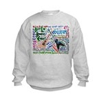 SG Linguistics Concert Kids Sweatshirt