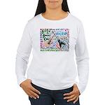 SG Linguistics Concert Women's Long Sleeve T-Shirt