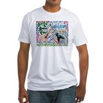 SG Linguistics Concert Fitted T-Shirt