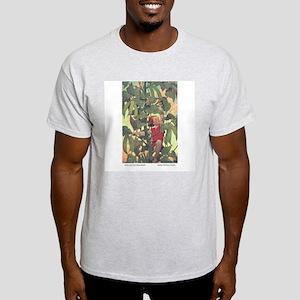 Smith's Jack & Beanstalk Ash Grey T-Shirt