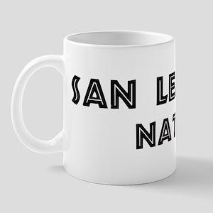 San Leandro Native Mug