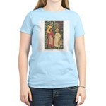 Smith's Snow White & Rose Red Women's Pink T-Shirt