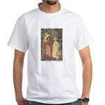 Smith's Snow White & Rose Red White T-Shirt