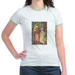 Smith's Snow White & Rose Red Jr. Ringer T-Shirt