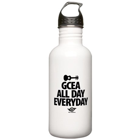 GCEA All Day Everyday! Stainless Water Bottle 1.0L
