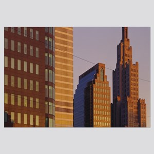 Buildings in a city Providence Rhode Island