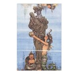 WH Robinson's Little Mermaid Postcards (Package of