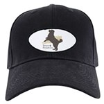 Bernese Mountain Dog Black Cap