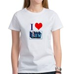 I love law Women's T-Shirt