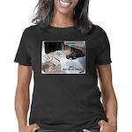 Cat thoughts Women's Classic T-Shirt
