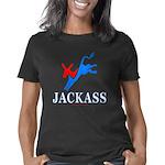 Jackass blk Women's Classic T-Shirt