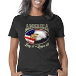 America Love It 1 trsp Women's Classic T-Shirt