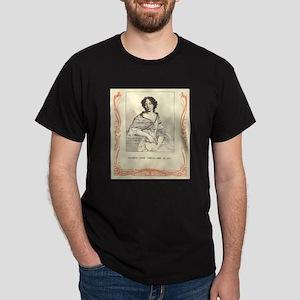Elisabeth Sophie Chéron Dark T-Shirt