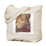 Dulac's Sleeping Beauty Tote Bag