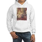 Dulac's Sleeping Beauty Hooded Sweatshirt