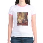 Dulac's Sleeping Beauty Jr. Ringer T-Shirt