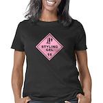 hazmat_10x10_dot_styling_g Women's Classic T-Shirt