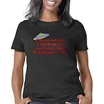 aliens_trans Women's Classic T-Shirt
