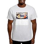 Price's Dancing Shoes Ash Grey T-Shirt
