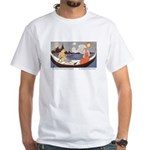 Price's Dancing Shoes White T-Shirt
