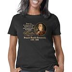 Ben Franklin 011 Beer dk Women's Classic T-Shirt