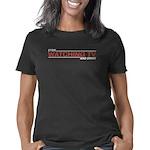 Stop Watching TV Dark T-Sh Women's Classic T-Shirt