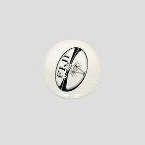 Fiji Rugby Ball Mini Button