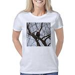 Winter Maple Island Bald E Women's Classic T-Shirt