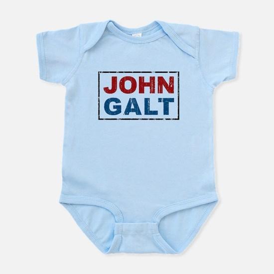 John Galt Infant Bodysuit
