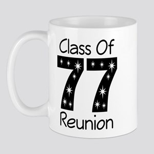 Class Of 1977 Reunion Mug