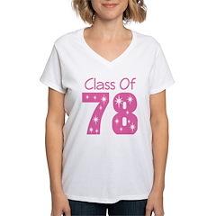 Class Of 1978 Shirt
