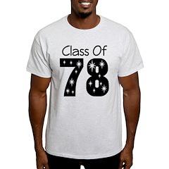 Class Of 1978 T-Shirt