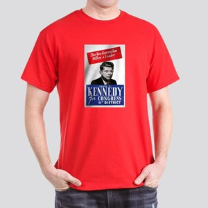 JFK for Congress 1946 Dark T-Shirt