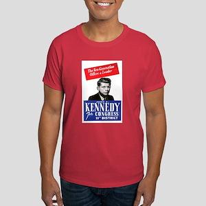 JFK for Congress 1946 Dark T-Shirt